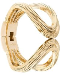Lara Bohinc - Schumacher Double Loop Bracelet - Lyst