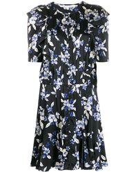 Veronica Beard Camillie ドレス - ブラック