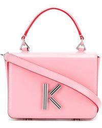 KENZO - K-bag Crossbody Bag - Lyst