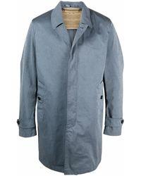 C.P. Company Cappotto monopetto - Blu