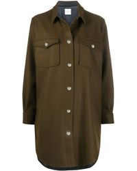 Roseanna オーバーサイズ ボタンシャツ - マルチカラー