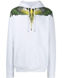 Marcelo Burlon - Wings プリント パーカー - Lyst