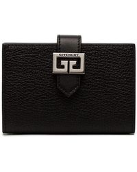 Givenchy - Silver-tone Hardware Coin Wallet - Lyst