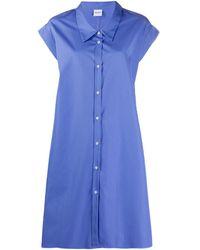 Aspesi - Robe-chemise ample - Lyst