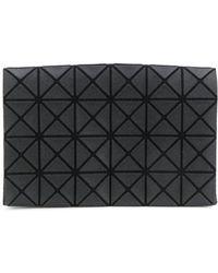 Bao Bao Issey Miyake 二つ折り カードケース - ブラック