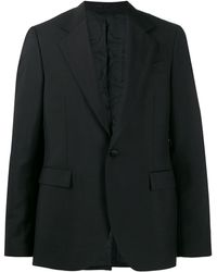 Versace ハーネス ジャケット - ブラック