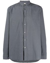 Zadig & Voltaire Torrol Striped Shirt - ブルー