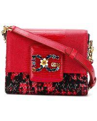 f10024f2b1cc Dolce   Gabbana - Dg Millennials Mini Shoulder Bag - Lyst