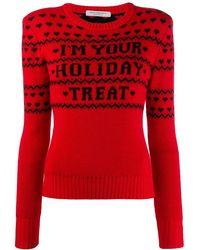 Philosophy Di Lorenzo Serafini Pull I'm Your Holiday Treat - Rouge