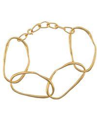 Maya Magal - Organic Chain Link Bracelet - Lyst