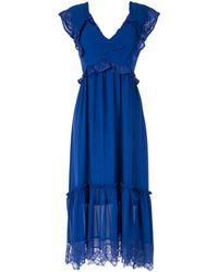Three Floor Lemonana ドレス - ブルー