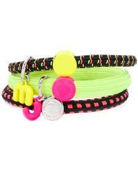 Marc Jacobs - Mj Charms Bracelet Set - Lyst