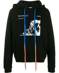 Off-White c/o Virgil Abloh - Ruined Factory パーカー - Lyst