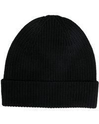 Filippa K Eric Beanie Hat - Black