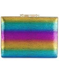 M2malletier Clutch Rainbow Box - Multicolore