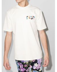 """BETHANY WILLIAMS T-Shirt mit """"All our Children""""-Print - Weiß"""