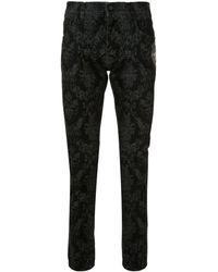 Dolce & Gabbana - ロゴ スキニーパンツ - Lyst