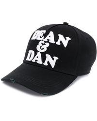 DSquared² - Dean & Dan キャップ - Lyst