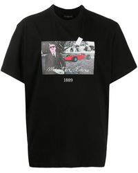 Throwback. Mister Enzo Tシャツ - ブラック