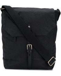 Ally Capellino Bolso satchel Jonny - Negro