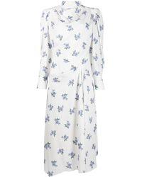 Isabel Marant Berni ドレス - ホワイト