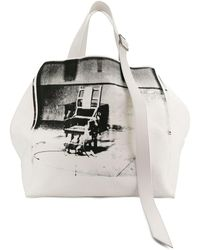 CALVIN KLEIN 205W39NYC - Andy Warhol トートバッグ - Lyst