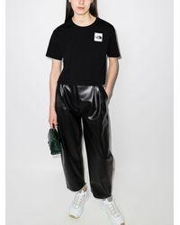 The North Face ロゴ Tシャツ - ブラック