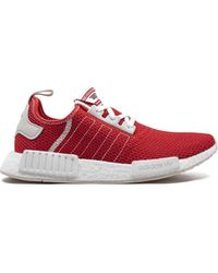 adidas Baskets NMD_R1 - Rouge