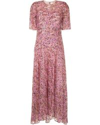 Delpozo - Sequin-embellished Maxi Dress - Lyst