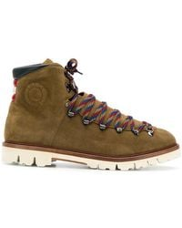 Bally - Chack Hiking Boots - Lyst