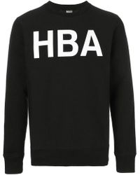 Hood By Air - Rehab Crew Neck Sweatshirt - Lyst