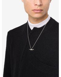 Shaun Leane Arc Pendant Necklace - Multicolor