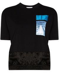 Helmut Lang - ロゴ Tシャツ - Lyst