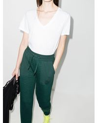 Sweaty Betty Refresh オーバーサイズ Tシャツ - ホワイト