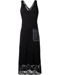 JOSEPH Margo Palermo レースドレス - ブラック