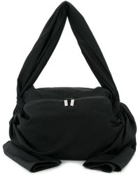 Yohji Yamamoto - Slouched Shoulder Bag - Lyst