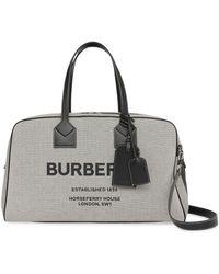 Burberry Horseferry-print Holdall - Black