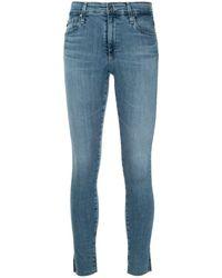 AG Jeans The Farrah スリムジーンズ - ブルー