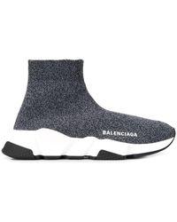 Balenciaga スピード トレーナー - ブルー