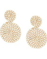 Gas Bijoux - Chain Earrings - Lyst