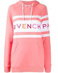 Givenchy - ストライプ スウェットシャツ - Lyst