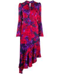 Twin Set - フローラル ドレス - Lyst