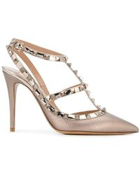 Valentino - Rockstud 110mm Pumps - Lyst
