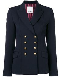 Pinko - Military Jacket - Lyst