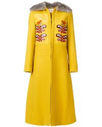 Anya Hindmarch - Cappotto Lungo - Lyst