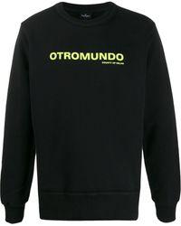 Marcelo Burlon - Otromundo スウェットシャツ - Lyst