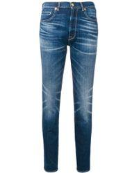 Golden Goose Deluxe Brand ストレートジーンズ - ブルー