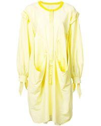 Tsumori Chisato - Deconstructed Shirt Dress - Lyst