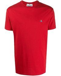 Vivienne Westwood - ラウンドネック Tシャツ - Lyst
