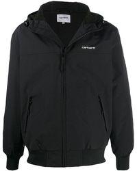 Carhartt WIP フーデッド ジャケット - ブラック